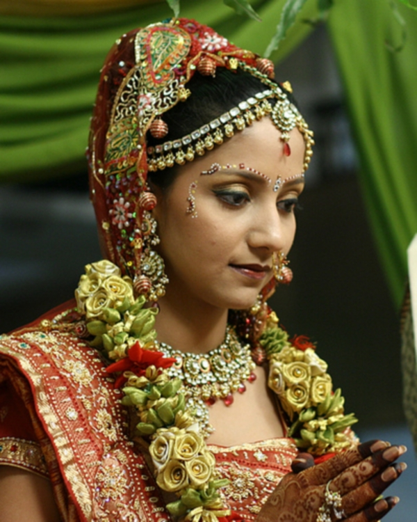South Indian Bridal Head Pieces  Indias Wedding Blog