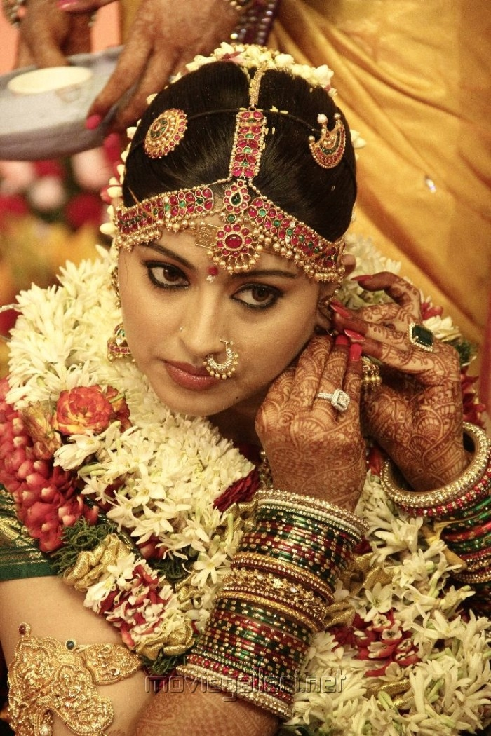 South Indian Bridal Head Pieces  Indias Wedding Blog