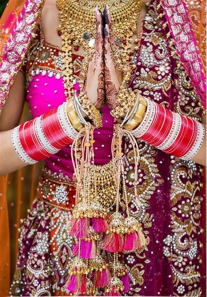 Kaliren Beautiful Kaliren  Indias Wedding Blog