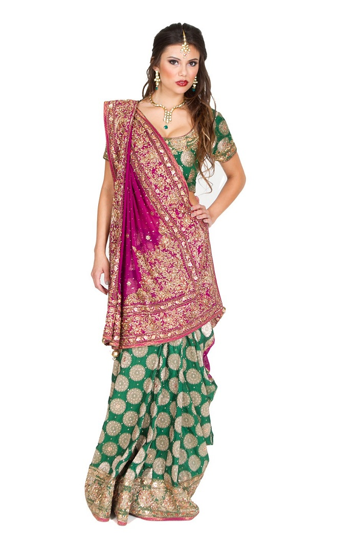 7 Eclectic Saree Drapes That Every BrideToBe Must Know