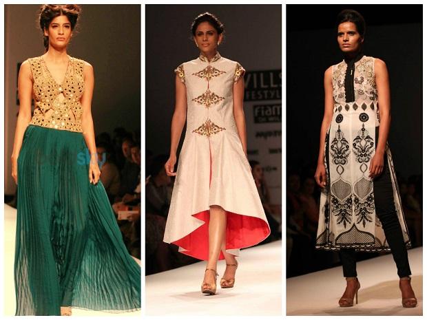 18 Honeymoon Worthy Looks From Wills India Fashion Week