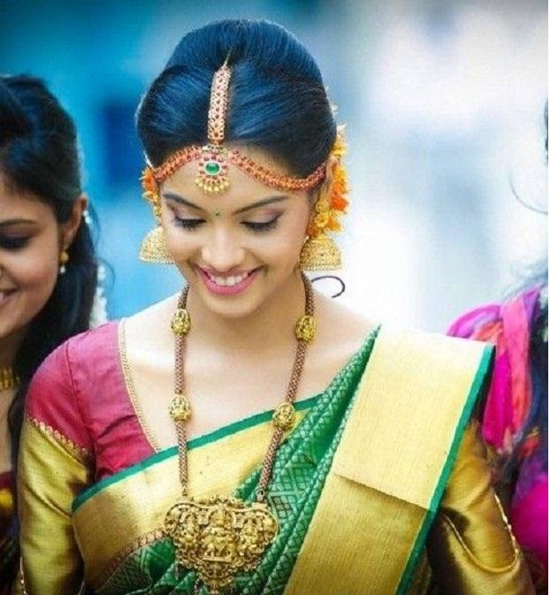 Hindu Wedding Hairstyles