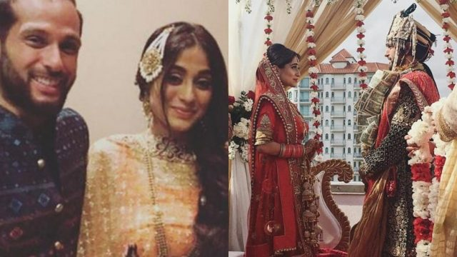 somya seth wedding