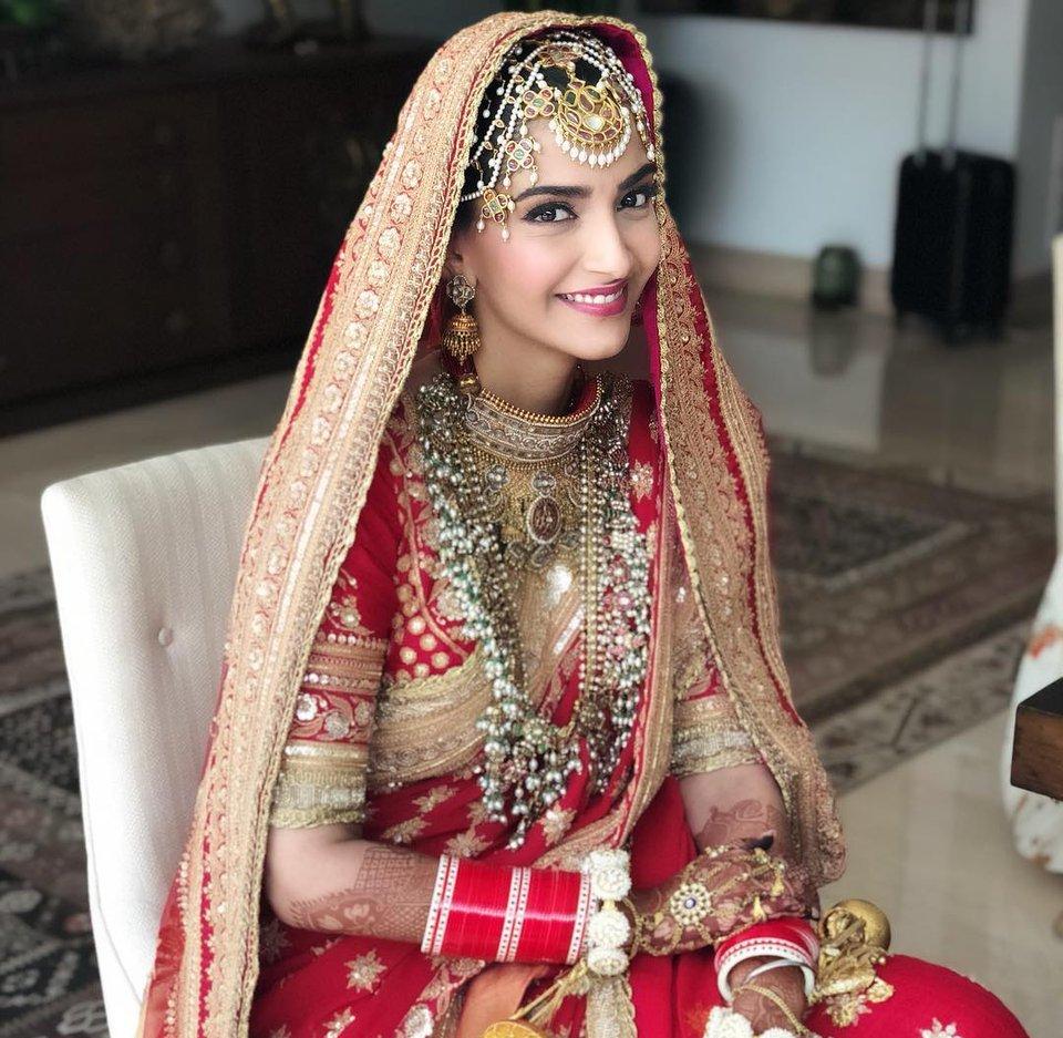 Sonam Kapoor Wedding Pics! – India's Wedding Blog