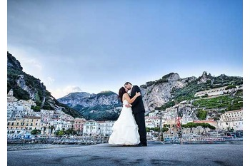 Weddings on the Amalfi Coast Ravello Positano Sorrento