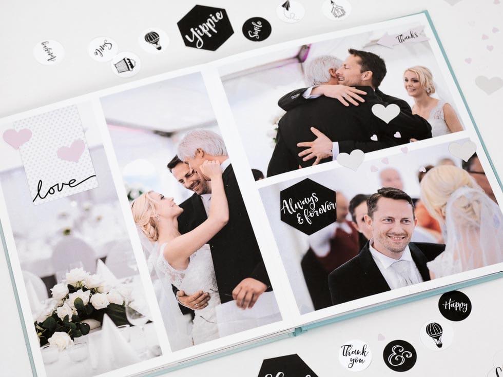 Hochzeitsalbum Gestalten Ideen die 25 besten ideen zu