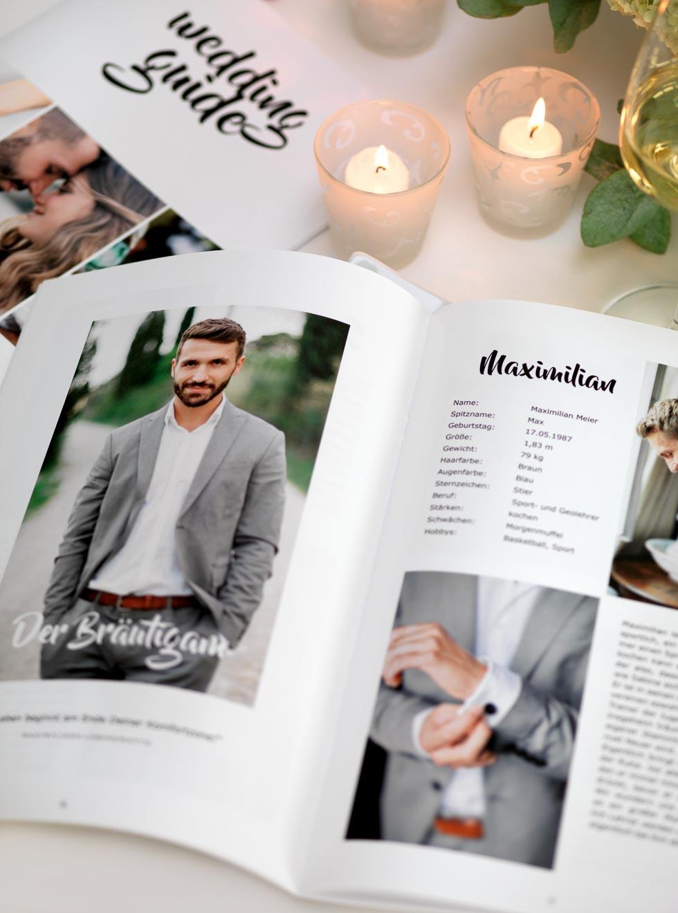 Tipps Hochzeitszeitung  weddingstyle Hochzeitsblog