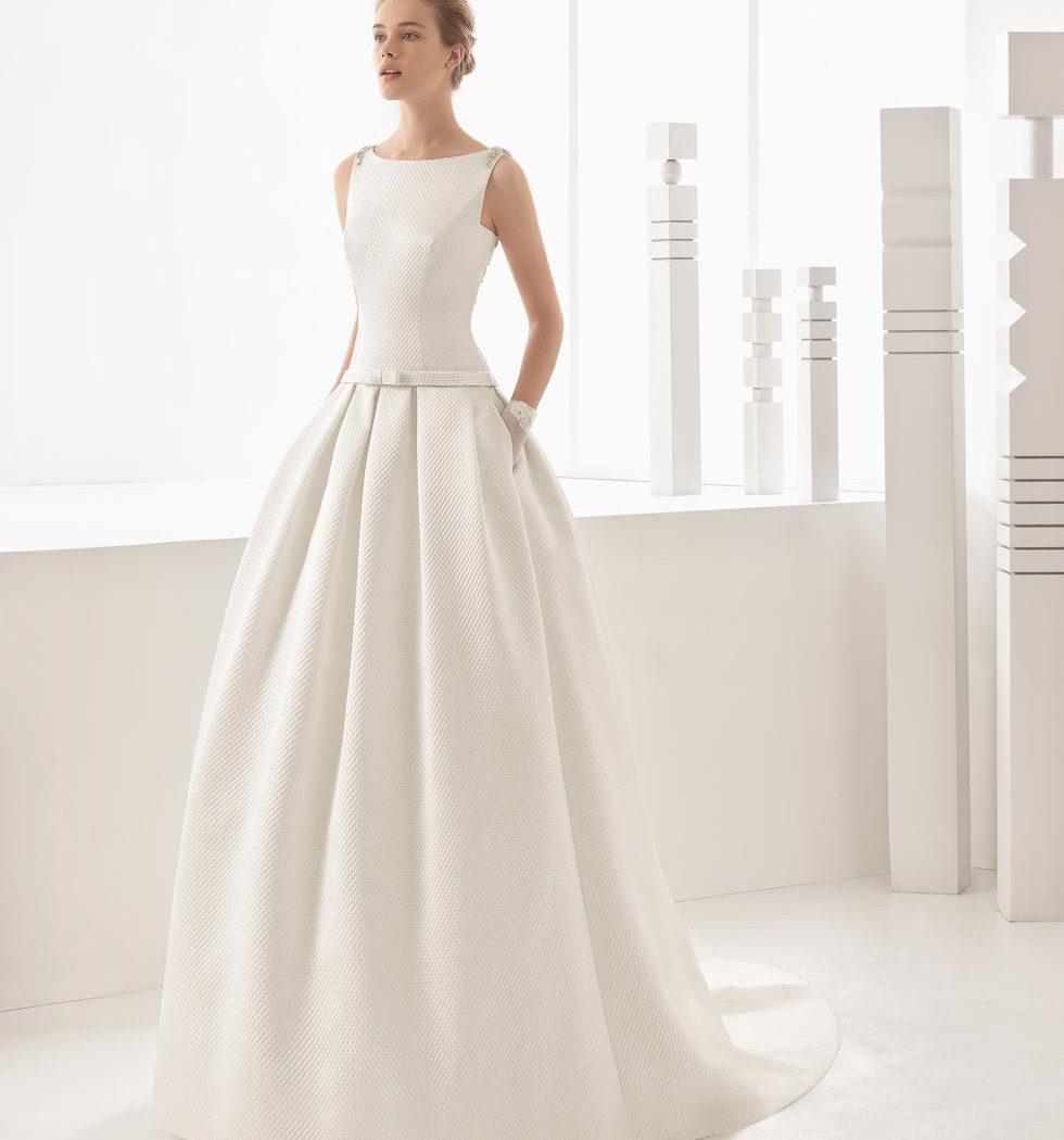 Rosa Clar Brautkleider  Hochzeit planen mit weddingstyle