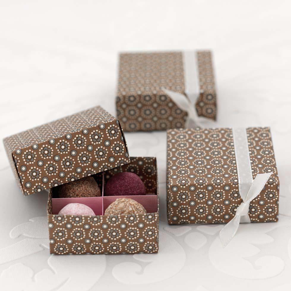 DIY GeschenkBox selber falten