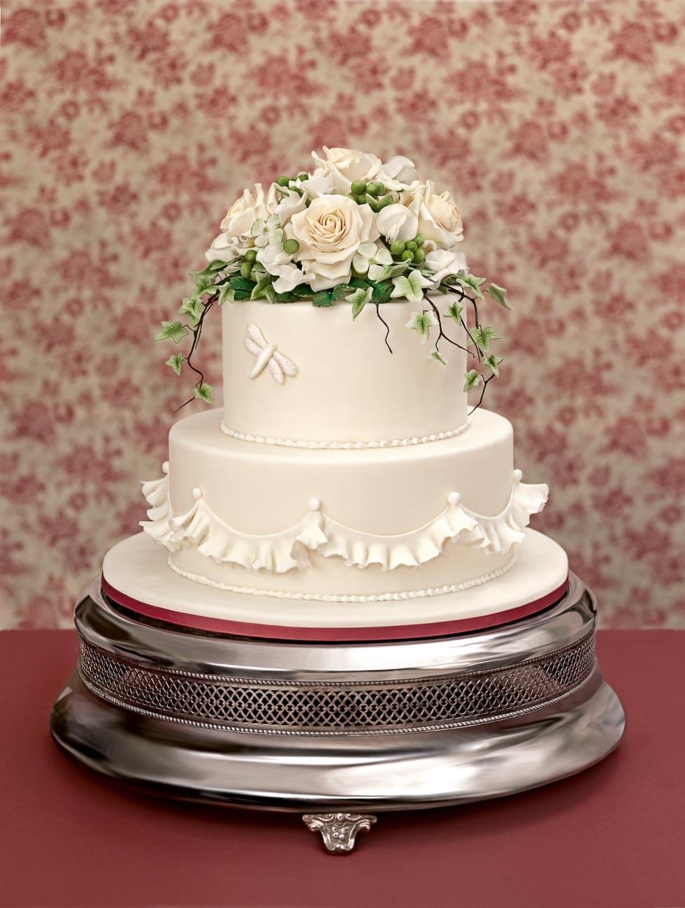 Hochzeitstorte Backen