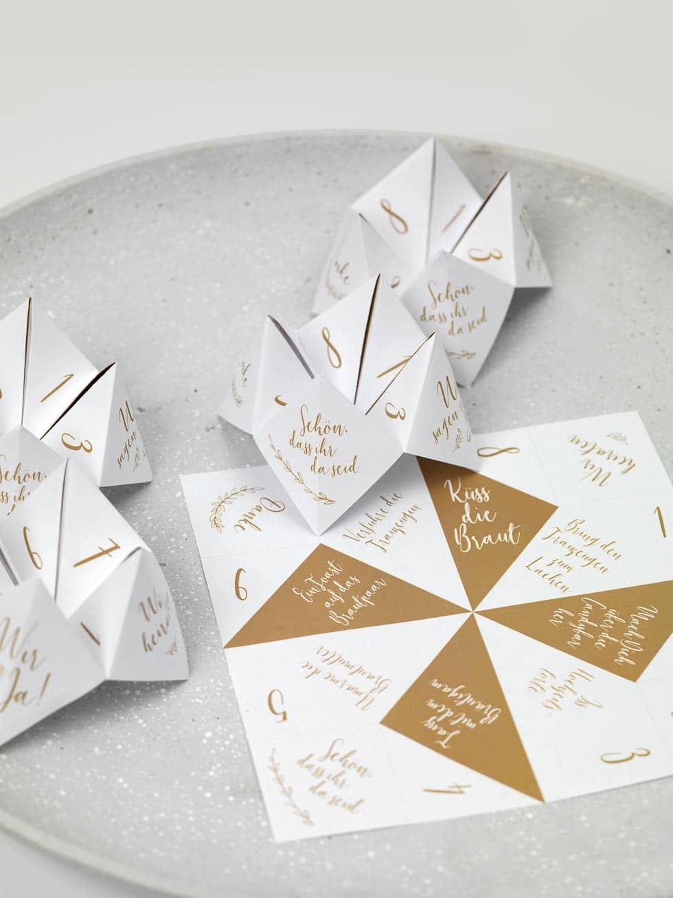 Geschenk Spiel Hochzeit