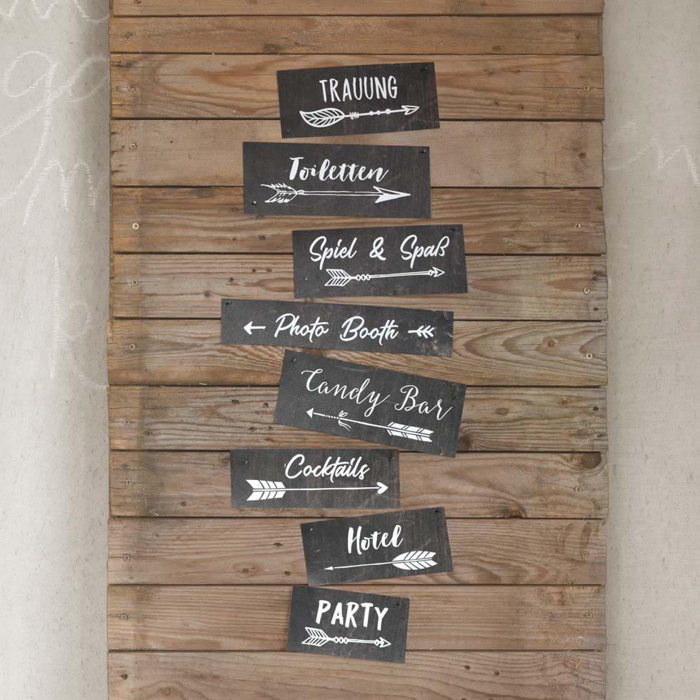 Accessoires fr eure Boho Hochzeit