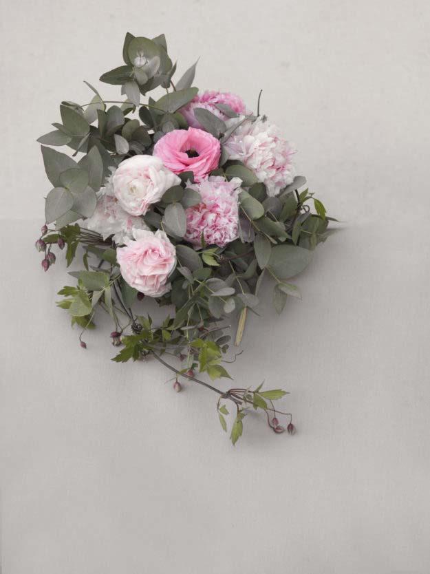 Brautstrau Rosa 51 Inspirationen mit rosafarbenen Blumen