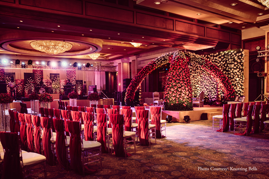 Weddings at Taj Lands End, Mumbai