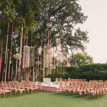 With lush spaces, Amaara Farms is a haven for  elegant, effortless weddings
