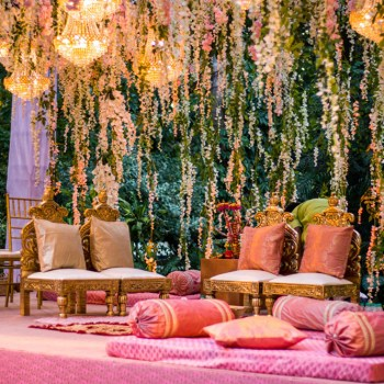 An intimate Bangalore wedding with unique decor elements and local flavors