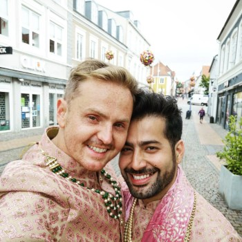 Love Without Borders: Garry and Pranay