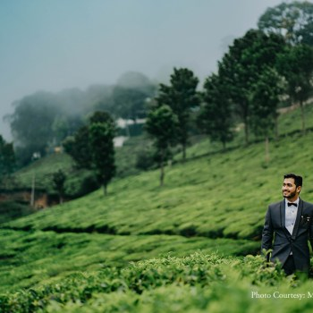 An ethereal pre-wedding photoshoot that captured the couples' chemistry perfectly against the charm of Kerala's myriad landscapes