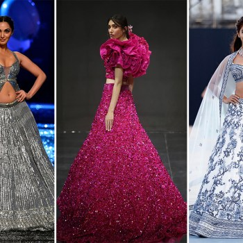 Our Favorite bridal and festive looks from FDCI X Lakme Fashion Week 2021