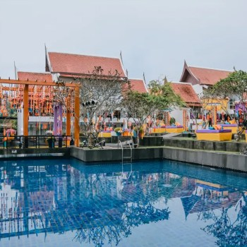 15+ real wedding pool parties in Thailand that'll seriously 'wow' you!'