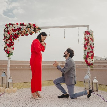 Planning to Propose? Here's our list of romantic wedding proposals you can take a cue from!