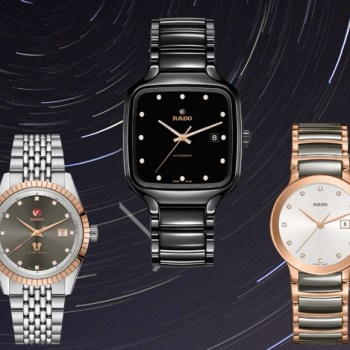 Looking for the perfect wedding gift? Here are 3 pairs of Rado Watches you should watch out for!
