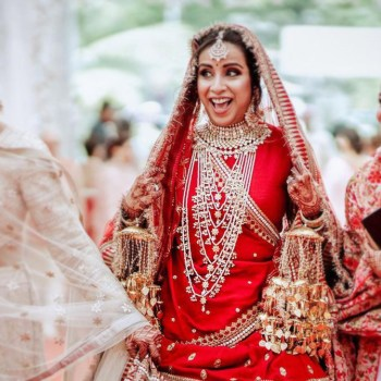 20+ exquisite Panchladas and Satladas for the quintessentially royal bride