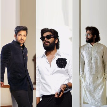 Make way Bollywood, these Tollywood actors are taking the style bar to a new high with their jaw-dropping wedding wear