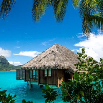 23 of the Most Stunning Overwater Bungalows in the World