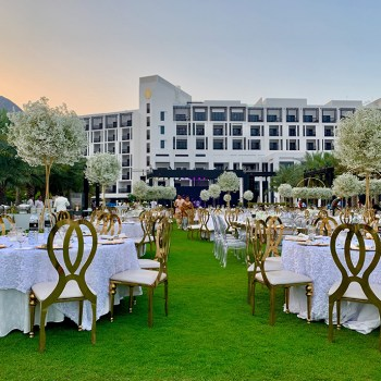 Vivaah Weddings conjures up a magical celebration at InterContinental Fujairah Resort