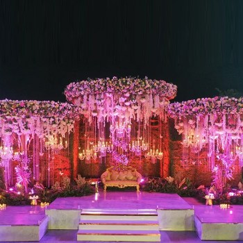 Planning a destination wedding in 2021?  Here's what industry leader Vivaah Wedding Décor Stylist has to say!