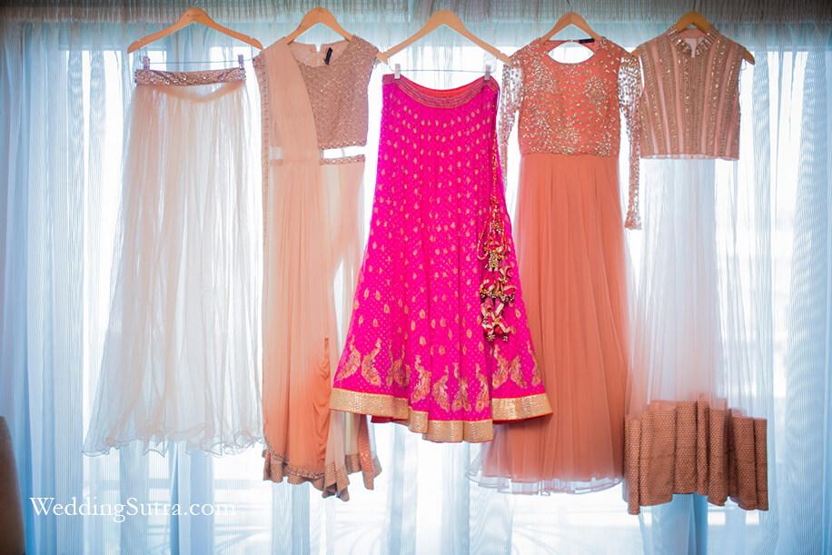 Amrita - Bridesmaids