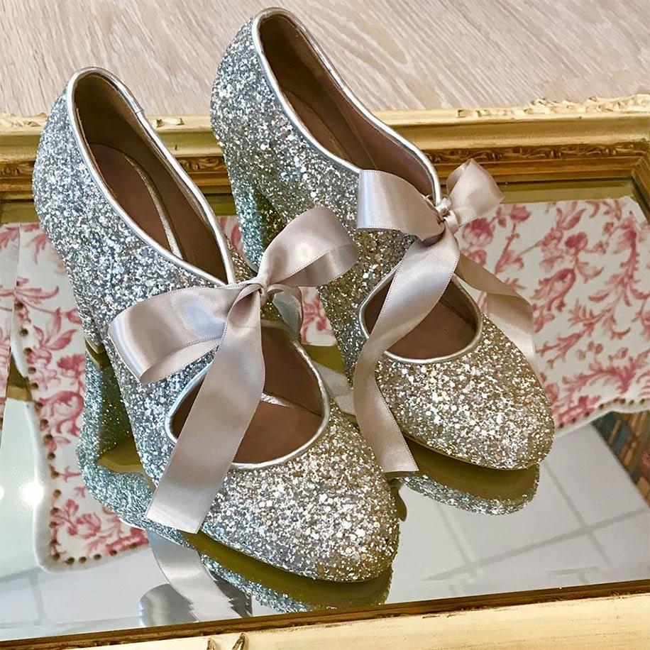 20 Best Bridal Shoe Styles