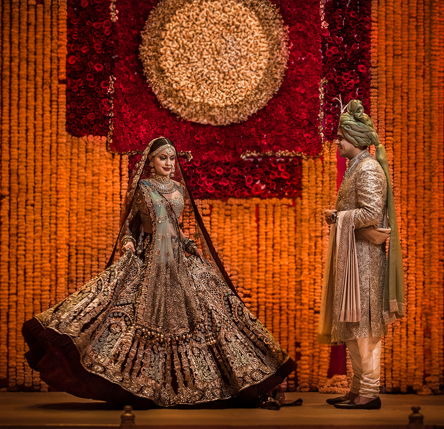 20 lehenga twirl moments