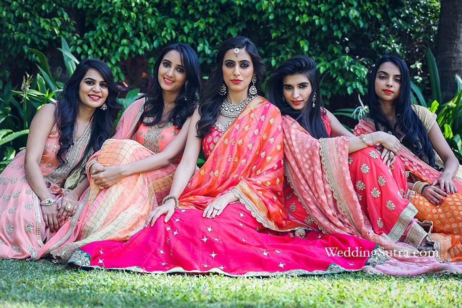 My Best Friend Urvashi S Wedding Fashion Weddingsutra Com