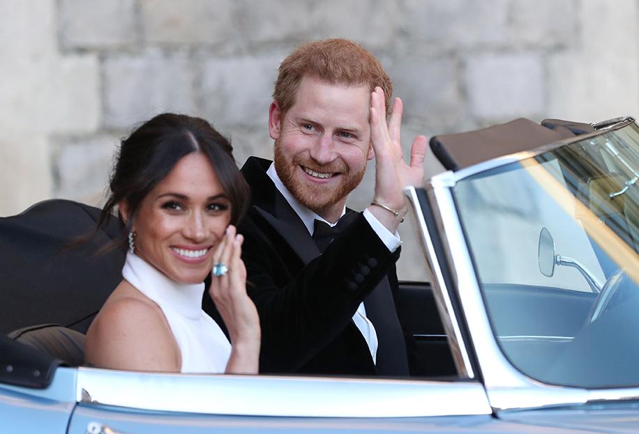 Meghan Markle Married to Prince Harry