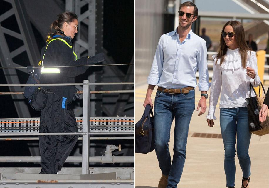 Pippa Middleton and James Mathews