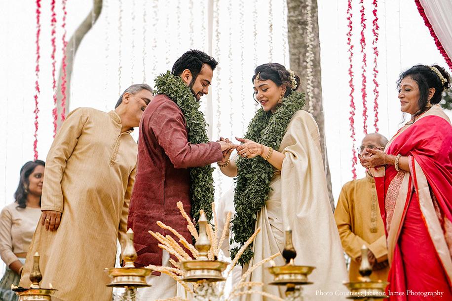Aakriti and Aditya, Kerala