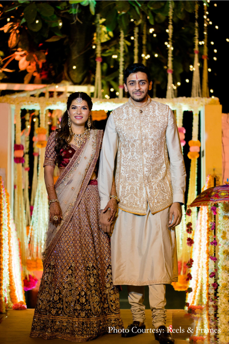 Krupa and Ruchit, UAE