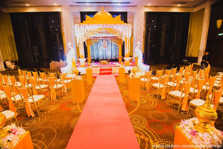 Vishal and Urmi, Sheraton Hua Hin Resort & Spa, Thailand
