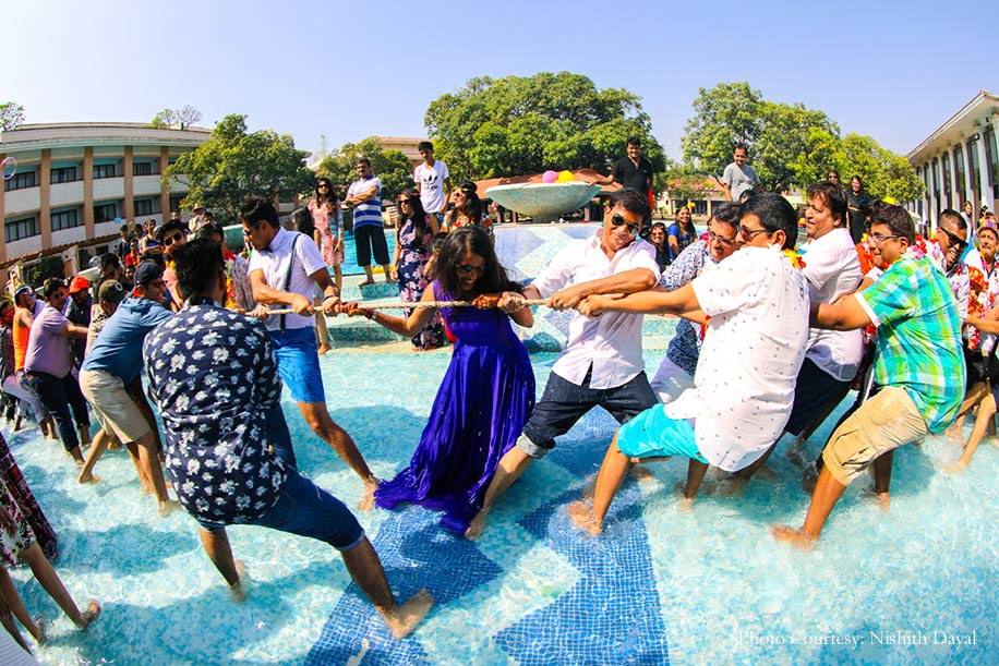 Vishal and Beryl, Radisson Blu Resort & Spa, Alibaug
