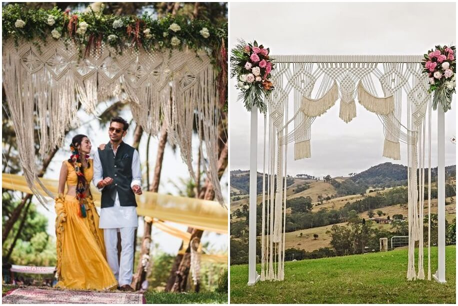 10 Ways to add Bohemian Touches to your Indian Wedding