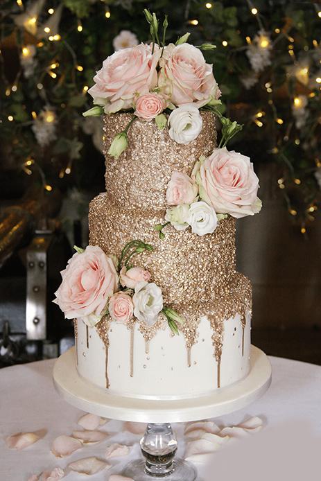 Glitter - Wedding Cake