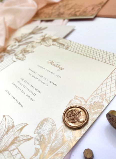 Our Favorite Wedding Invitations of June 2019