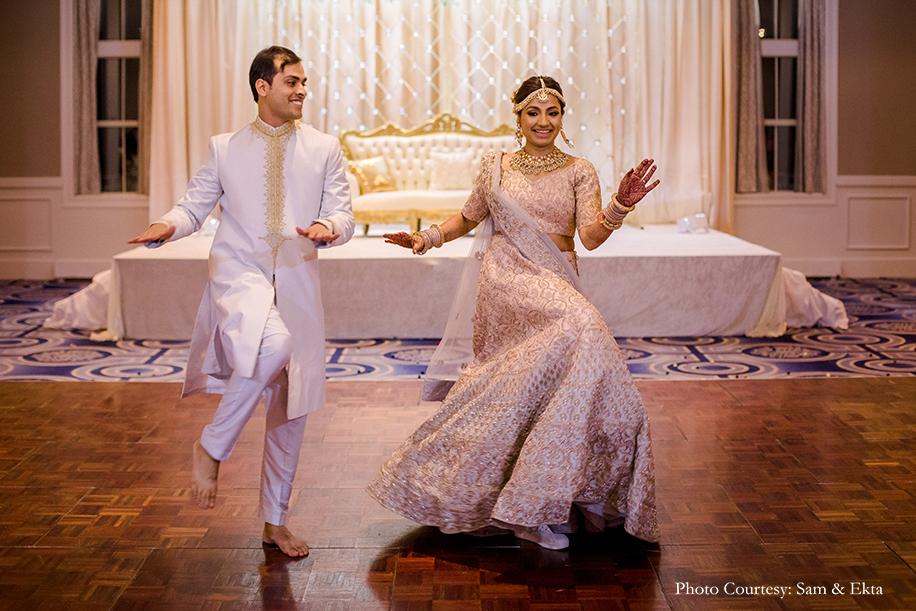 Manya and Hassan, USA
