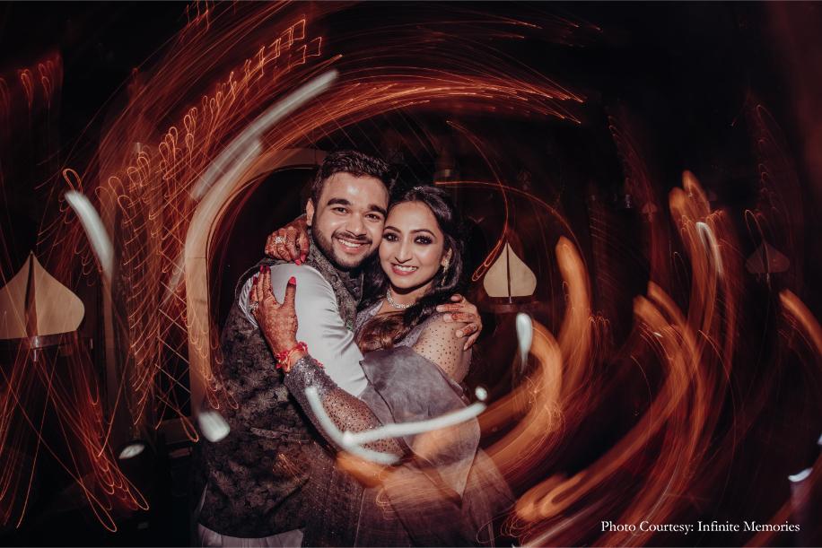 Adisha and Samyak, Hotel Fairmont Jaipur