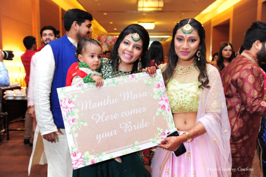 Aditi and Manthan