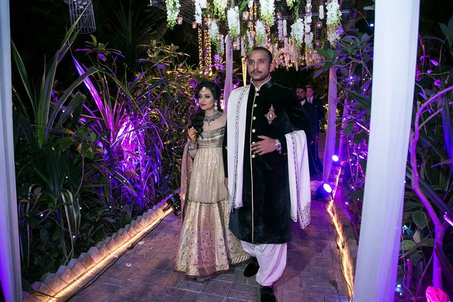 Aishwarya and Keshav