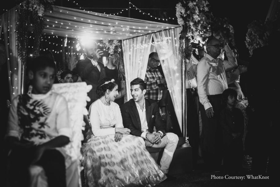 Alyana and Irfan, Avani+ Hua Hin Resort, Thailand