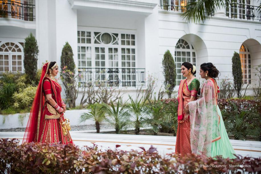Aviral and Anisha, Renaissance Lucknow Hotel, Lucknow